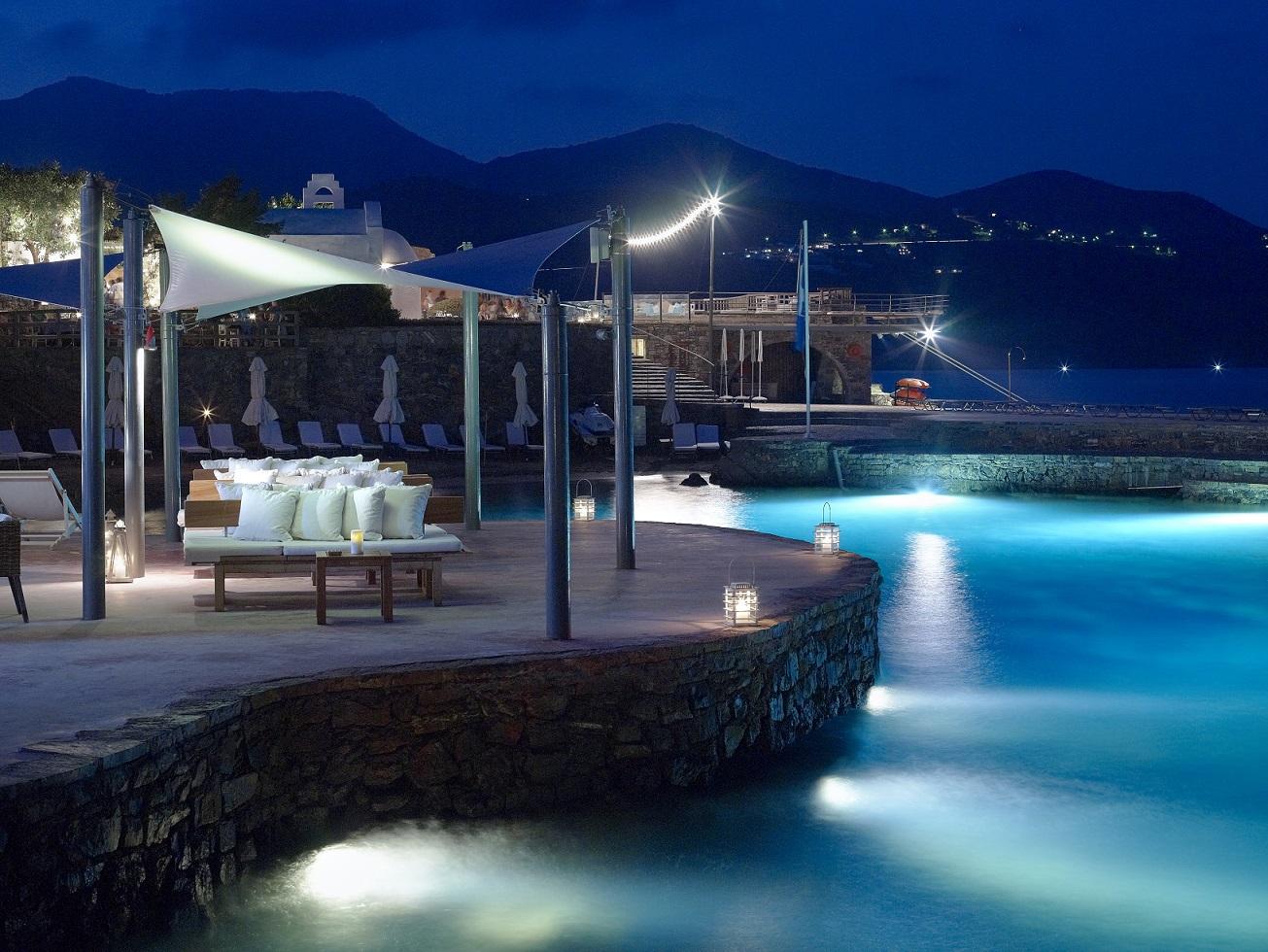 St Nicolas Resort Hotel Amp Villas In Crete Greece White