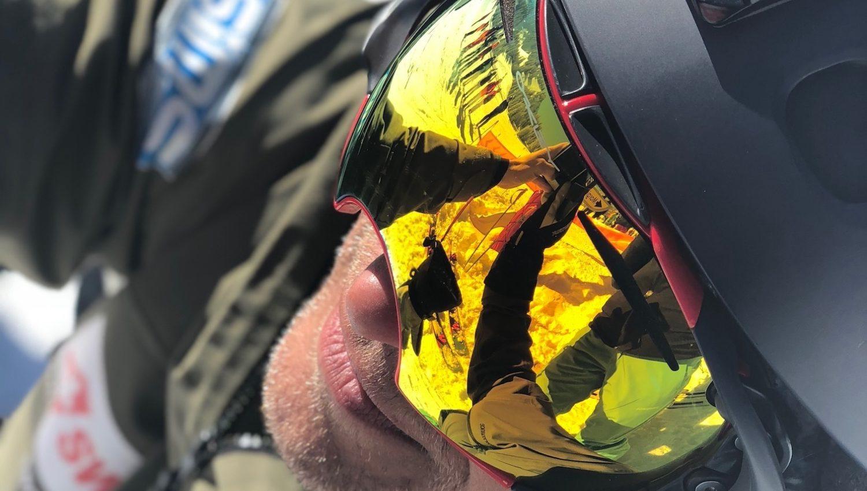 Ski Mark Goggles