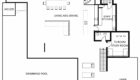 2 Floor Plan Villa Anavaya Koh Samui Upper Level