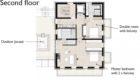 Lech Chalet Mimi Second Floor Plan Jpg