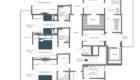 Lech Penthouse Buhlhof Entrance Floor Plan