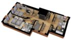 Courchevel Chalet Overview Floorplan 0