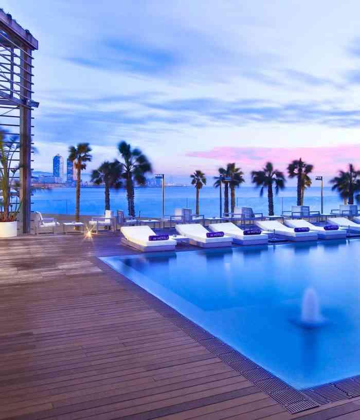 Offering Luxury Hotels