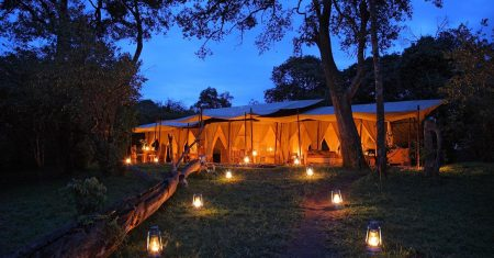 Naibor Camp - Maasai Mara Luxury Accommodation