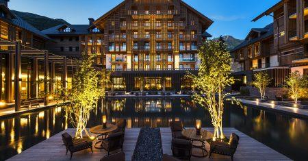 Hotel The Chedi Luxury Accommodation
