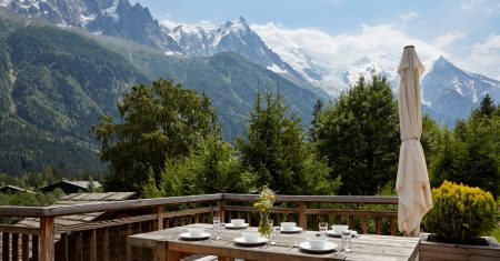 Chalet Eco Lodge - Argentiere Luxury Accommodation