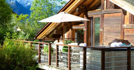 Chalet Le Ferme de Bois Luxury Accommodation