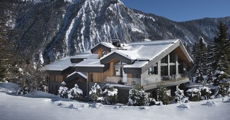 Chalet Namaste des Neiges Luxury Accommodation