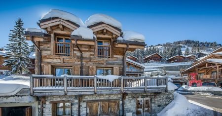 Chalet Ajacour Luxury Accommodation