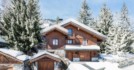 Chalet Bulle de Neige Luxury Accommodation