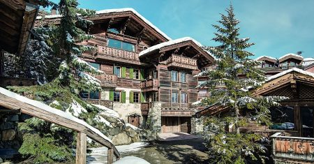 Chalet la Vizelle Luxury Accommodation