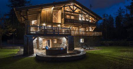 Chalet du Bonheur Luxury Accommodation
