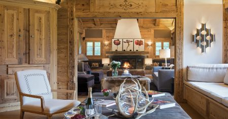 Chalet Enge Luxury Accommodation