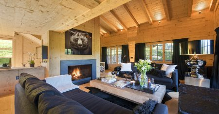 Chalet White Ace Luxury Accommodation