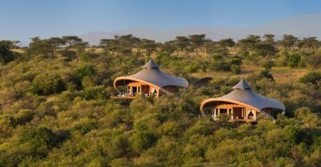 Mahali Mzuri - Maasai Mara Luxury Accommodation