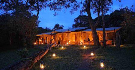 Naibor Camp - Maasai Mara Luxury Accommodation