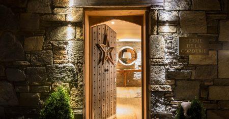 Chalet Ferme de la Corderie Luxury Accommodation