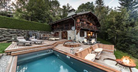 Chalet Ferme de Moudon Luxury Accommodation