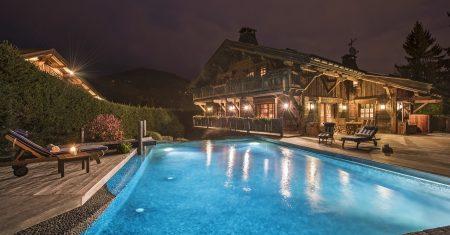 Chalet Ma Datcha Luxury Accommodation