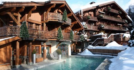 Hotel Mont d'Arbois - Four Seasons Luxury Accommodation
