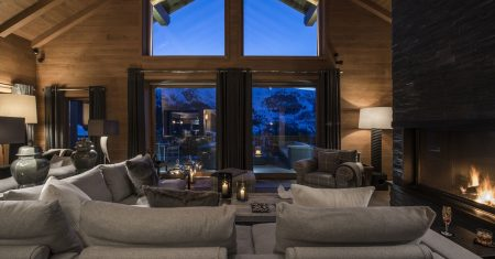 Chalet Grenier Luxury Accommodation
