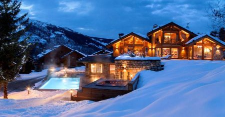 Chalet Mont Tremblant Luxury Accommodation