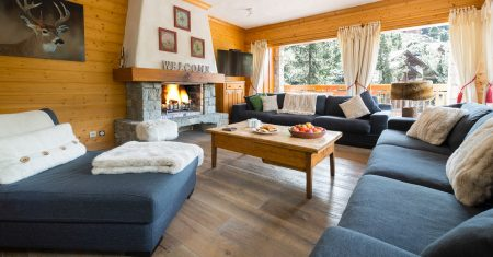 Chalet Phoebe Luxury Accommodation