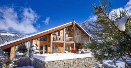 Chalet 46˚ Luxury Accommodation