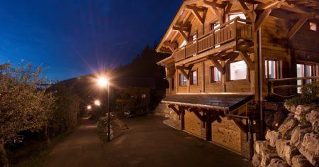 Chalet Aubois Luxury Accommodation