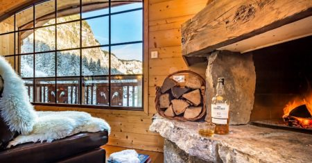 Chalet Grande Ourse Luxury Accommodation