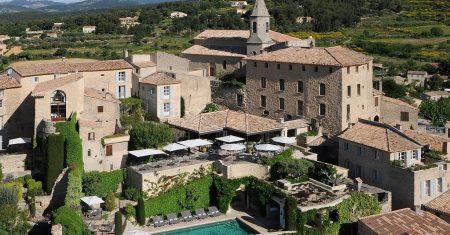 Hotel Crillon le Brave Luxury Accommodation