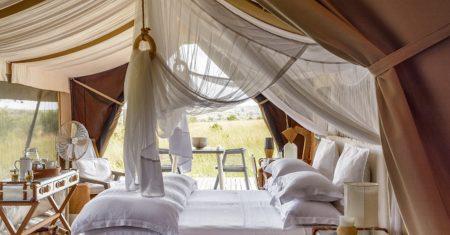 Mara tented camp - Serengeti Luxury Accommodation