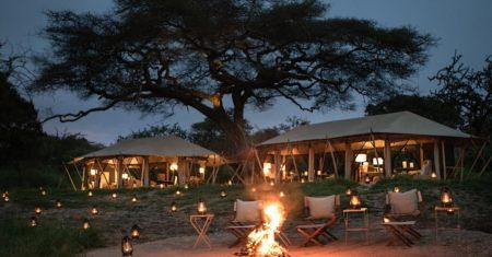 Mila Tented Camp - Serengeti Luxury Accommodation