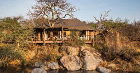 Mwiba Lodge - Serengeti Luxury Accommodation