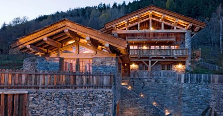 Chalet Pelerin Luxury Accommodation