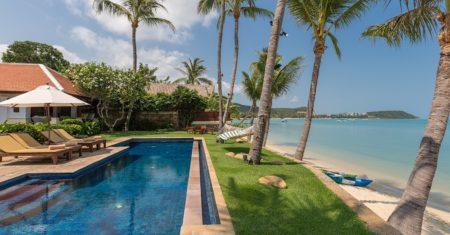 Villa Ban Haad Sai - Koh Samui Luxury Accommodation