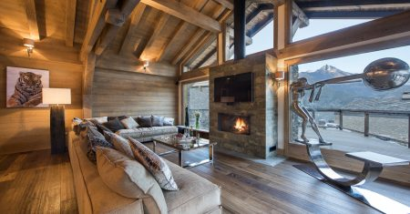 Chalet Ambre Luxury Accommodation