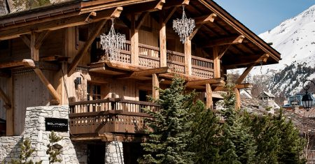 Chalet Solyneou Luxury Accommodation