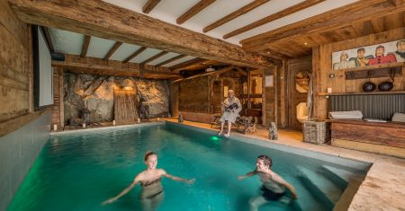 Chalet Le Rocher Luxury Accommodation