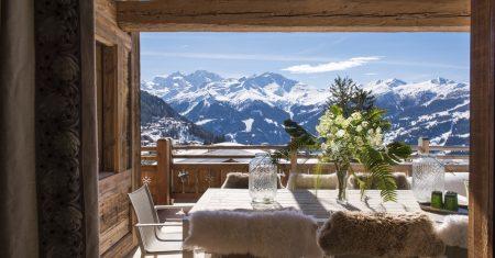 Chalet Bioley Luxury Accommodation