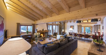 Chalet Delormes Luxury Accommodation
