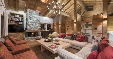 Chalet Petiti Luxury Accommodation