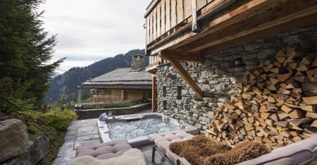 Chalet Vermont Luxury Accommodation