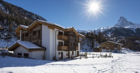 Chalet Shalimar Luxury Accommodation