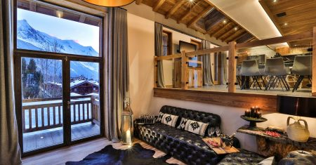 Chalet le Moulin Luxury Accommodation