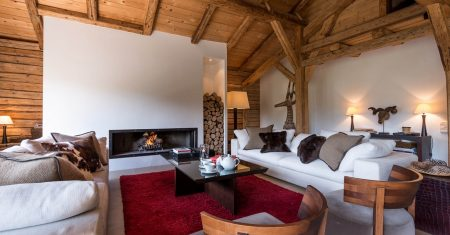 Chalet Ferme de Moudon Luxury Accommodation