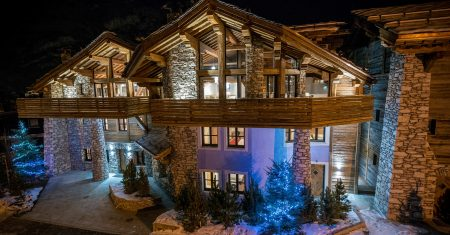 Chalet Face  Luxury Accommodation