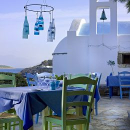 Kafenion-Beach-Front-Greek-Restaurant-Chapel