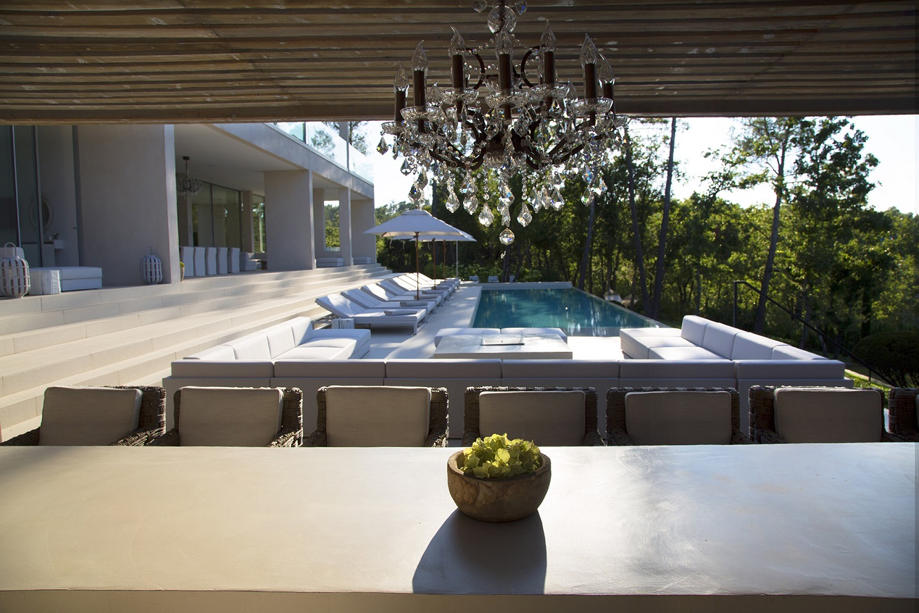 Stunning contemporary villa some availability for July & August 2018