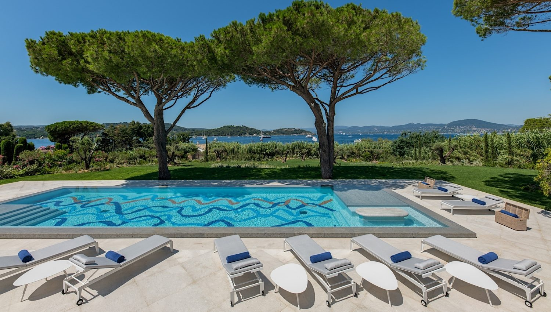 St Tropez Villa Canoubwest 4